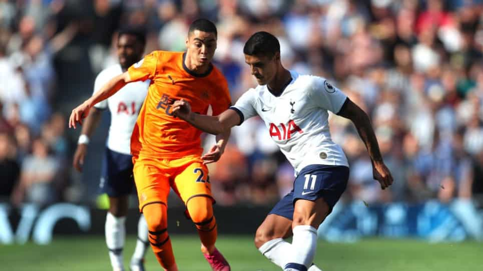 Tottenham vs Newcastle: gol, resultado y resumen 0-1: premier league 2019-2020