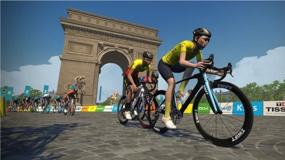 Tour de Francia Virtual 2020 / TDF