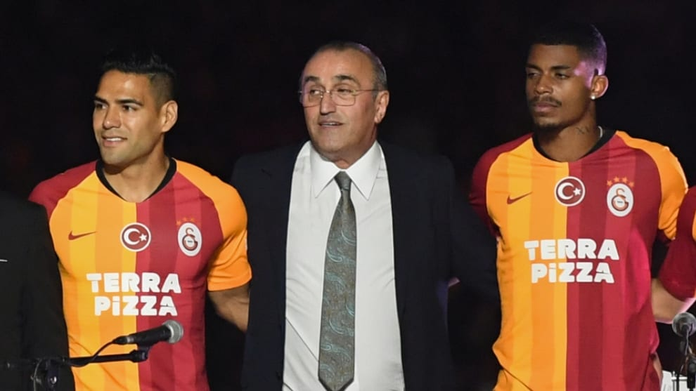 Vicepresidente del Galatasaray