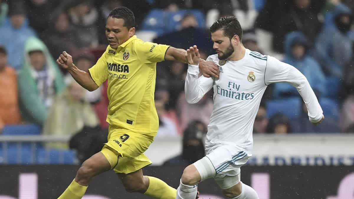 Villarreal vs Real Madrid LaLiga 2020-21 / AFP