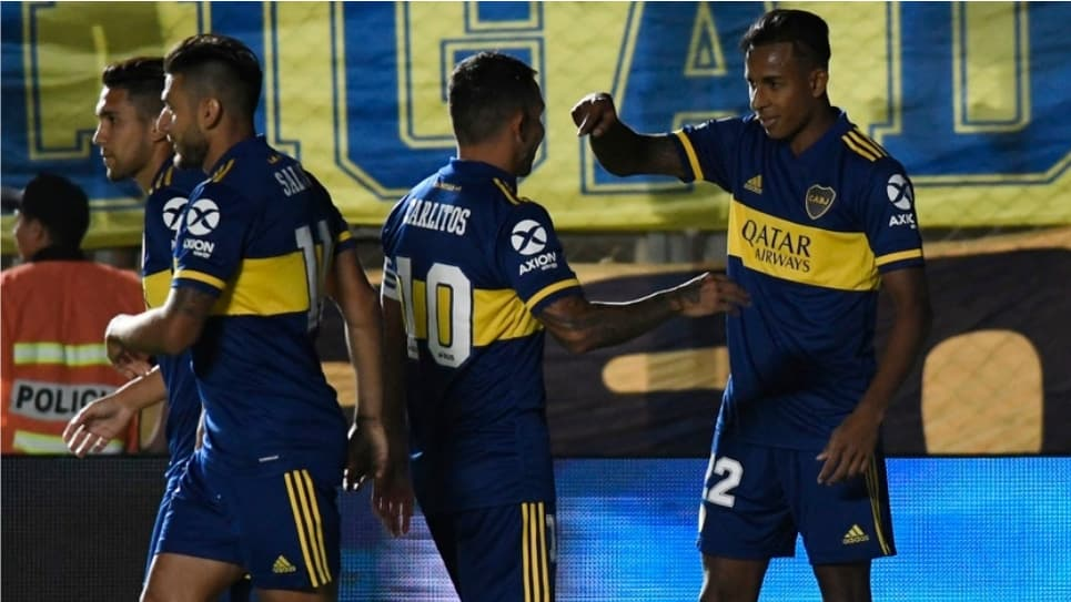 Boca Juniors vs Godoy Cruz EN VIVO ONLINE