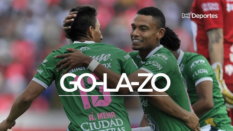 Gol William Tesillo: León 3-0 Pachuca Liga MX