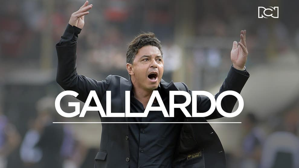 Marcelo Gallardo - AFP