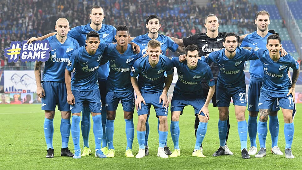 Zenit vs Lyon EN VIVO ONLINE: Champions League 2019/20
