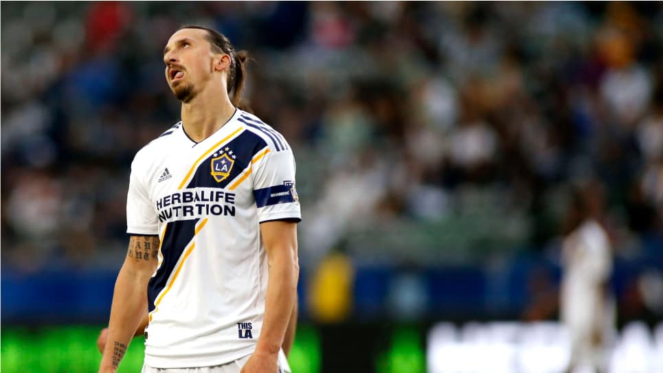 Zlatan Ibrahimovic critica playoffs de la MLS